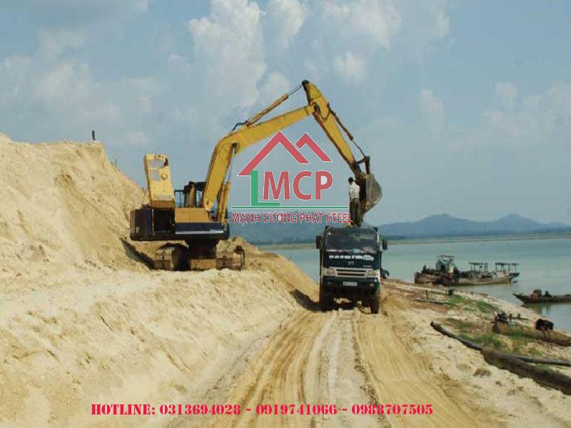 Bảng báo giá cát xây dựng tại Tphcm năm 2020