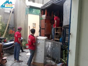 Bốc xếp hàng hóa quận Tân Phú chuyên nghiệp, uy tín số 1 tại Tphcm