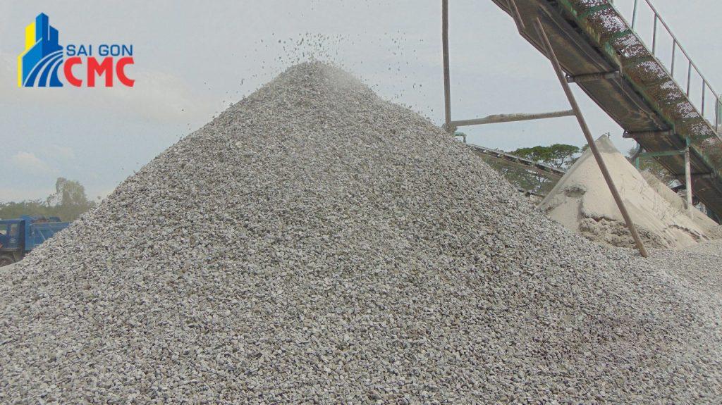 Mua đá dăm 0x4 loại 2 giá rẻ tại tphcm