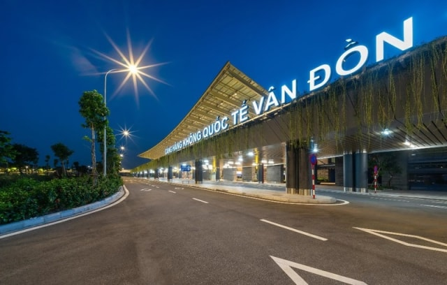 Sân bay Quốc tế Vân Đồn Quảng Ninh