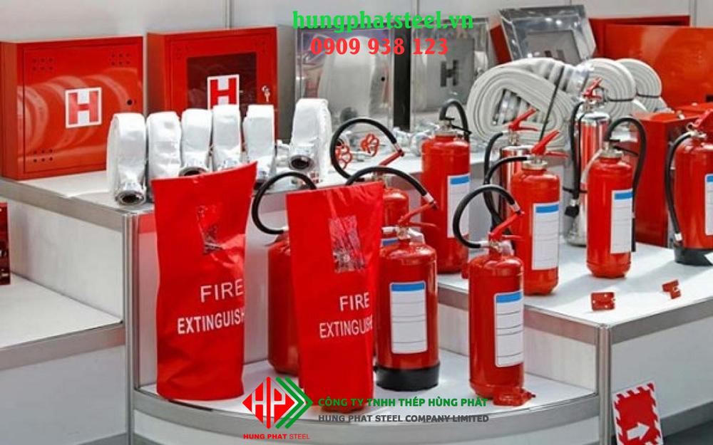 Địa chỉ cung cấp vật tư thiết bị PCCC tại Hà Nội